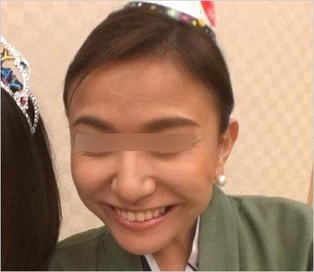 櫻井翔の彼女・高内三恵子?(@3eco38)の現在の顔