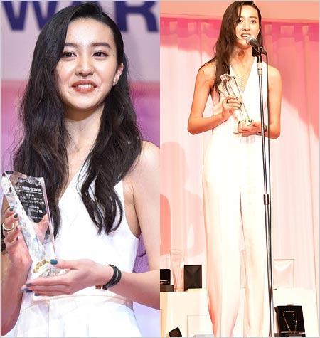 Koki、が第31回日本ジュエリーベストドレッサー賞の10代部門受賞