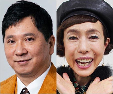 爆笑問題・田中裕二と久本雅美『秘密のケンミンSHOW 極』司会