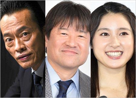 遠藤憲一・佐藤二朗・土屋太鳳『ミッドナイト・ランナー』出演の噂