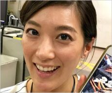 NHK上原光紀アナウンサー