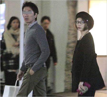 米倉涼子と元夫の広告会社経営者
