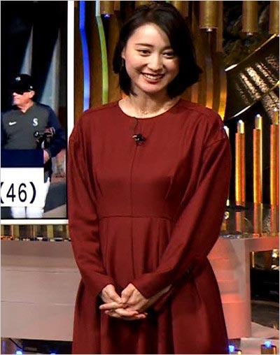 『NEWS23』小川彩佳アナ妊娠中の現在の姿