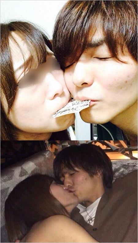 Hey! Say! JUMP薮宏太と彼女の流出キスプライベート写真