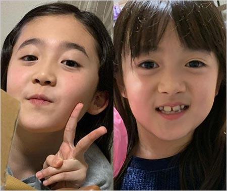 酒井高徳選手の娘・子供たち(長女と次女)の顔写真