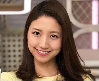 金子侑司選手の元カノ・三田友梨佳アナウンサー