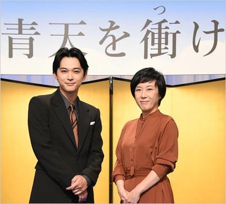 NHK大河ドラマ『青天を衝け』主演の吉沢亮&脚本家・大森美香