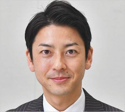 テレビ朝日・富川悠太アナウンサー