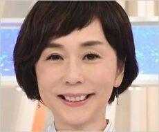テレビ朝日の大下容子アナウンサー