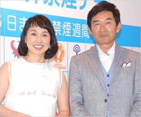 東尾理子と石田純一