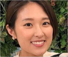 NHK近江友里恵アナウンサー