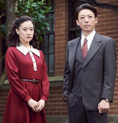 スパイの妻出演の蒼井優&高橋一生