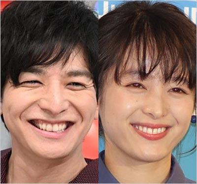 生田斗真と妻・清野菜名