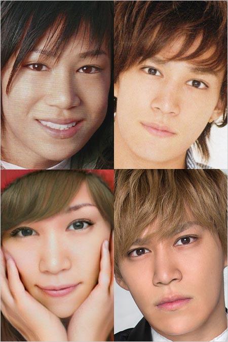 キスマイ千賀健永の昔の顔画像