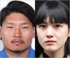 稲垣啓太選手と新井貴子