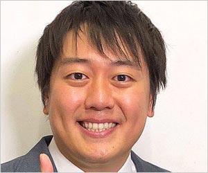 日本テレビ安村直樹アナウンサー
