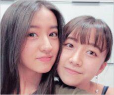 キムタクと工藤静香の次女・Koki&長女・Cocomi