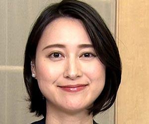 元テレビ朝日の小川彩佳アナウンサー