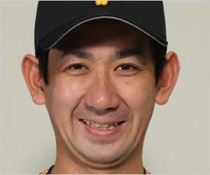 巨人の会田有志・3軍投手コーチ