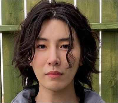 綾瀬はるかの恋人?ノ・ミヌの顔写真