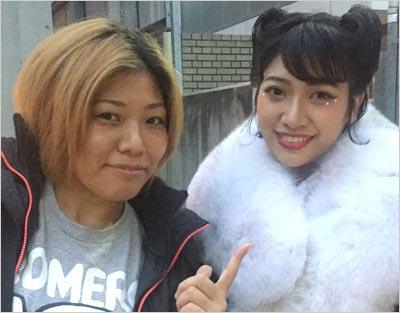 木村花選手と母・木村響子