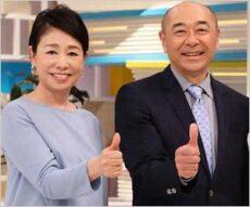 安藤優子と高橋克実