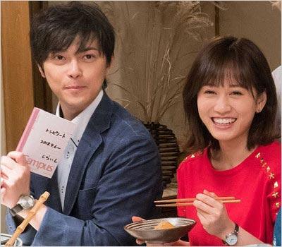 映画『食べる女』で共演時の勝地涼&元AKB48前田敦子