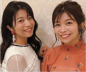 マナカナの姉・三倉茉奈と妹・三倉佳奈