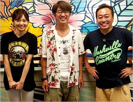 モヤモヤさまぁ~ず2出演の田中瞳アナウンサー&さまぁ~ず