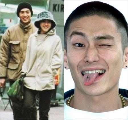 伊勢谷友介の昔の顔、広末涼子との2ショット写真