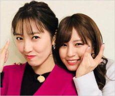小澤陽子アナ&堤礼実アナ