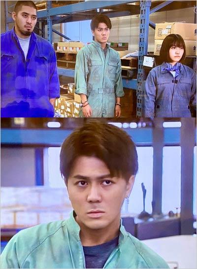 桑マンの次男・桑野将春『SUITS2』第5話出演時の写真