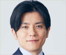 元日本テレビ・青木源太アナウンサー