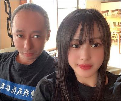 いしだ壱成と妻・飯村貴子
