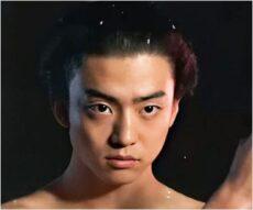 伊藤健太郎・両国花錦闘士のヴィジュアル