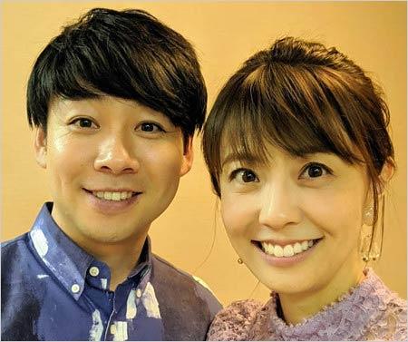 小林麻耶アナと夫・國光吟