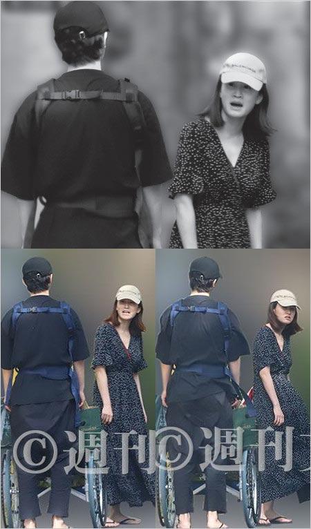 週刊文春撮影の前田敦子&勝地涼の夫婦喧嘩写真