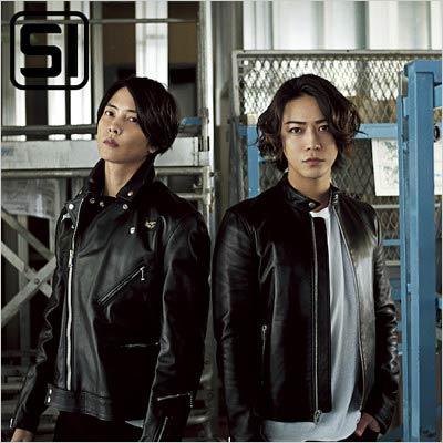 亀と山Pアルバム『SI』ジャケット写真