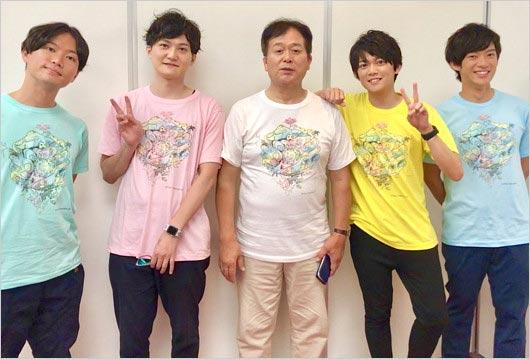 松丸亮吾・DaiGoの家族写真
