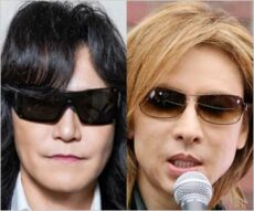 X JAPAN・Toshl&YOSHIKI