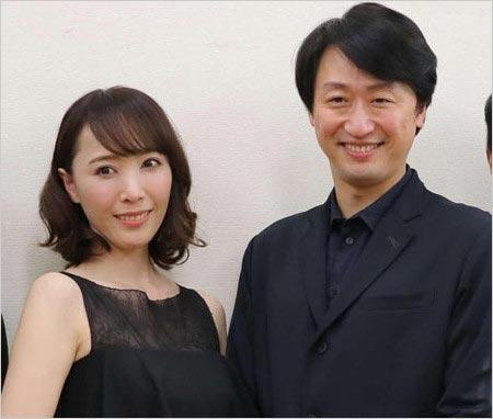 鈴木杏樹の不倫相手・喜多村緑郎とタカラジェンヌの嫁・貴城けいの夫婦2ショット写真