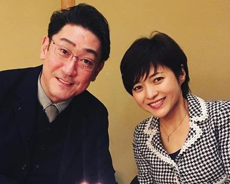 中村芝翫と妻・三田寛子