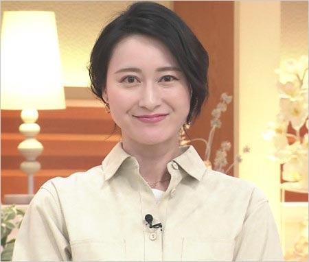 小川彩佳アナ2月3日放送『NEWS23』キャプチャー画像