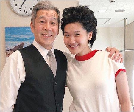 堺正章の子供・堺小春『いだてん』出演時の画像