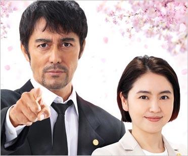 阿部寛と長澤まさみ『ドラゴン桜2』