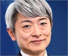 元NHKの麿・登坂淳一アナウンサー