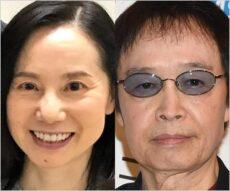 吉田拓郎と妻・森下愛子