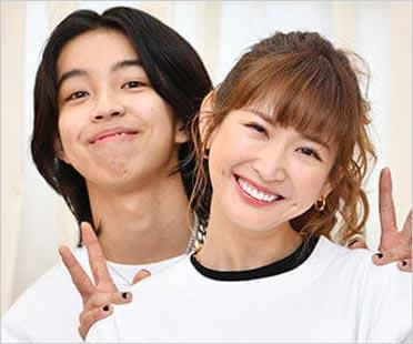 紗栄子&YOSHI