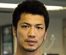 ボクサー村田諒太選手
