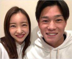 板野友美と夫・高橋奎二投手